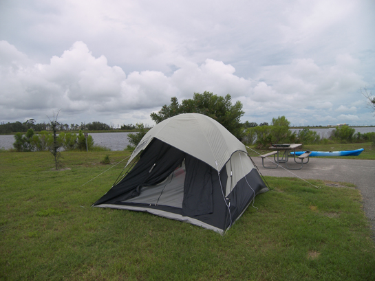 Alabama State Parks Camping On Beach