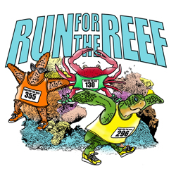 Run for the reef