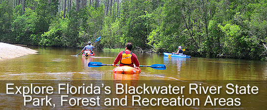 Exploring Blackwater River