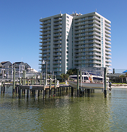 Tristan Towers on Pensacola Beach