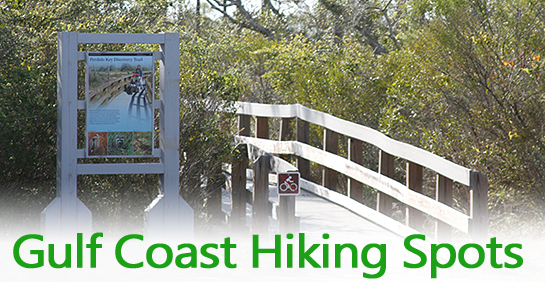Gulf Coast Hiking Spots