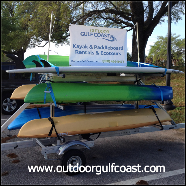 kayak rentals and ecotours in pensacola