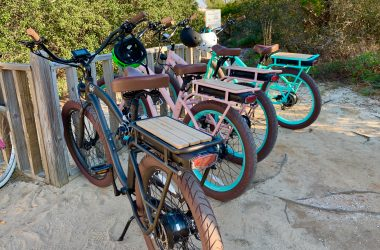 Bikes in Grayton Beach