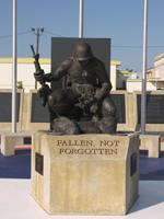 War Memorial in Milton