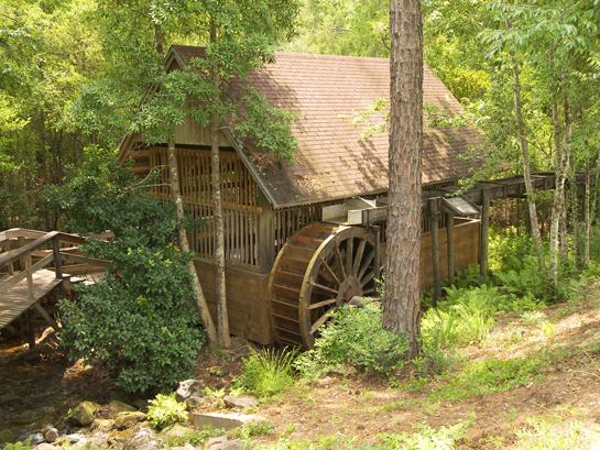 Krul Lake Gristmill