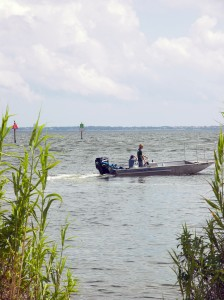 FDEP Boaters near Project Greenshores