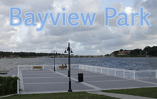 Bayview Park in Pensacola