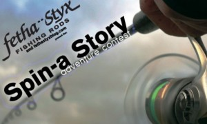 Fetha Styx Rods : Spin-a Story