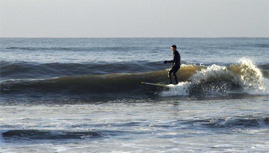 Pensacola Beach Surfing Photo 4