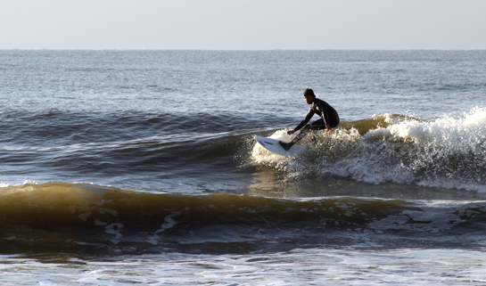 Pensacola Beach Surfing Photo 2