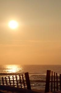 Morning Gateway on Pensacola Beach