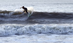 Pensacola Beach Surfing Photo 1