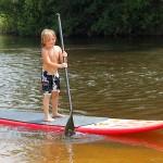 S Paddleboarding