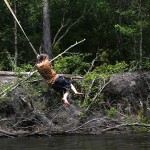 Rope Swing on Blackwater
