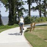 Lindy biking
