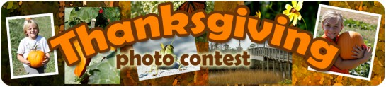 Thanksgiving Photo Contest