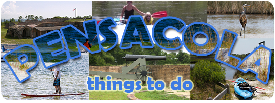 Things To Do In Pensacola Outdoor Gulf Coast Of Northwest Florida