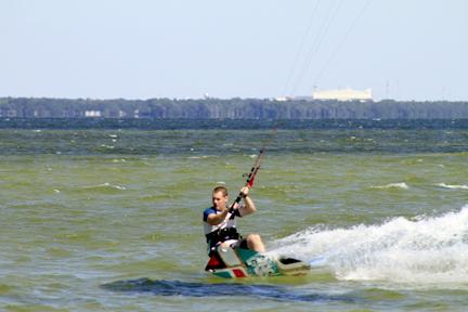 KitesurfingWater