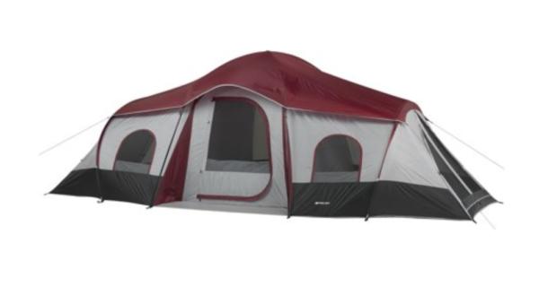 Ten Person Tent Rental