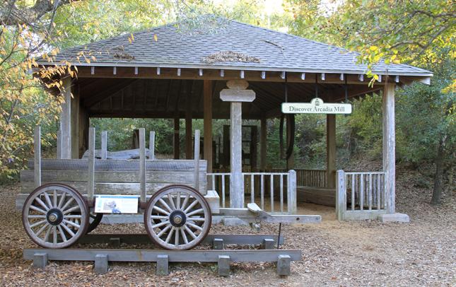 Arcadia Mill Sawmill