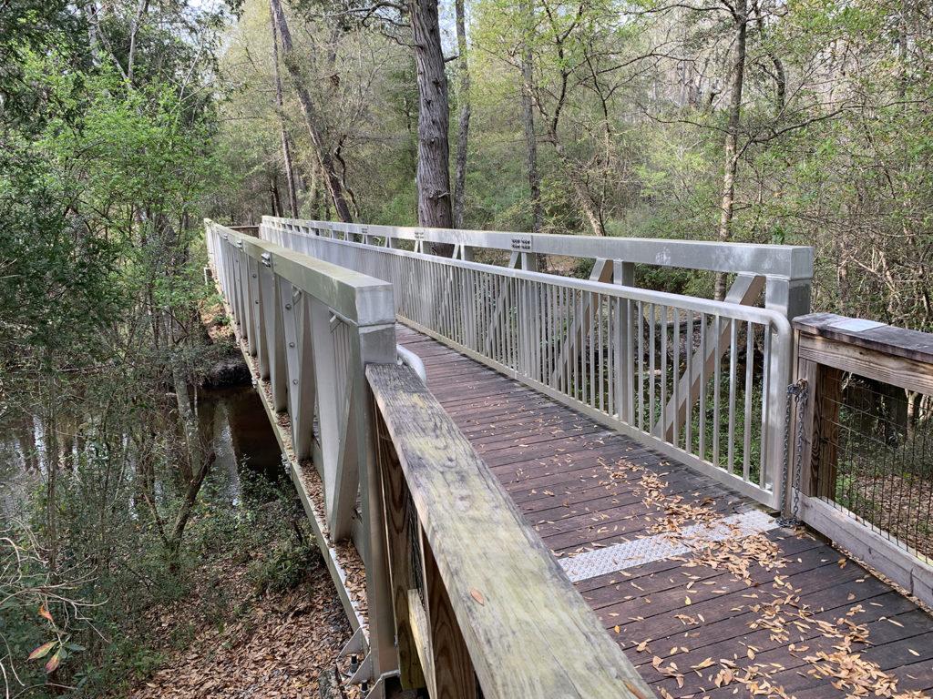 Bridge over Pond Creek
