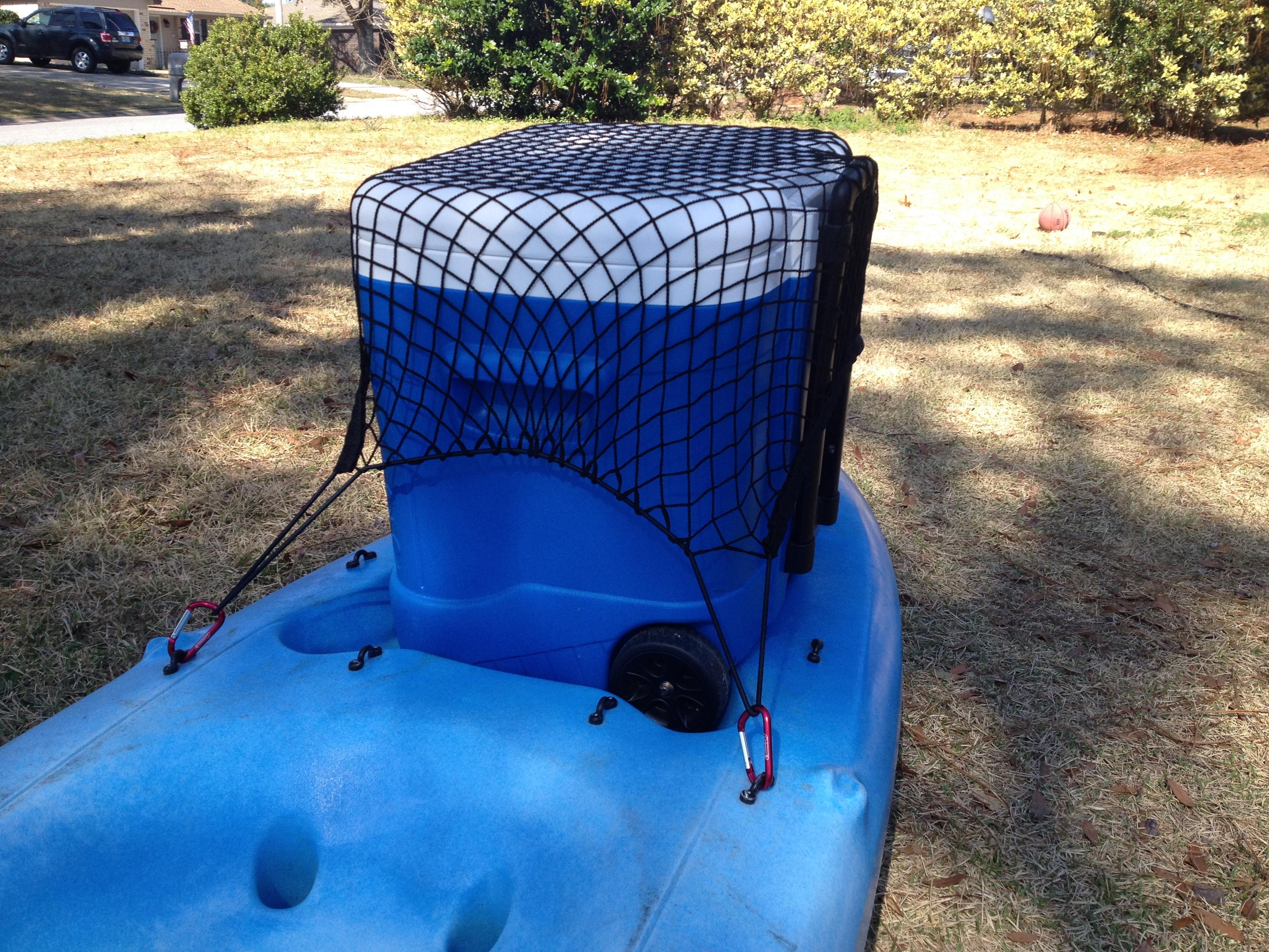 Kayak Cargo Net Outdoor Gulf Coast Of Northwest Florida