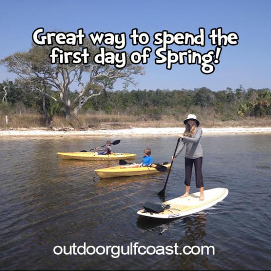Kayak and Paddleboard photo