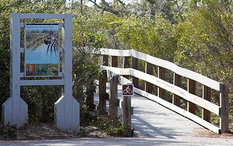Gulf Coast Hiking Spots