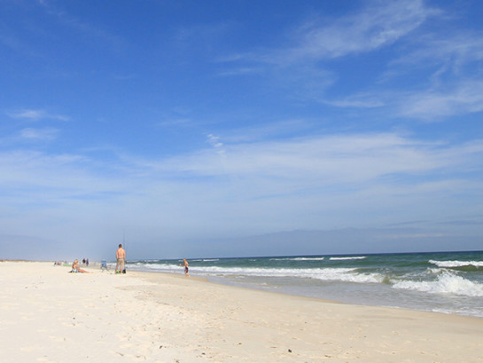 Johnson Beach Is Located On Perdido Key And Part Of The Gulf Island National Seas Outdoor Lover S Paradise