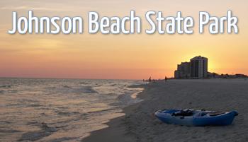 Johnson Beach On Perdido Key Outdoor