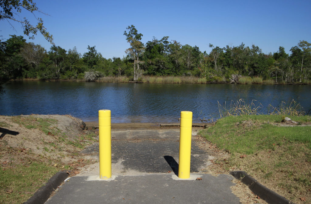 Kayak Launch