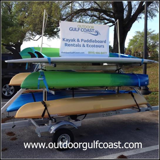 Kayak Rentals and Ecotours