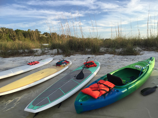 Outdoor Gulf Coast Kayaks and Paddle Boards