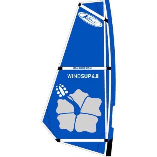 Kona WindSUP Rig 4.8