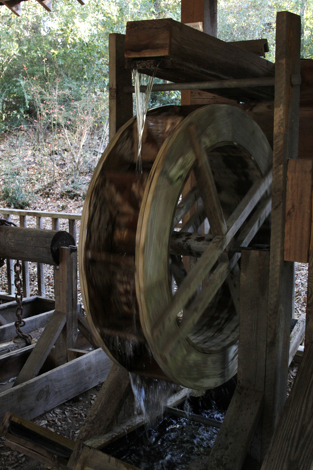 Mill demonstration