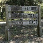 Nature Trail Entrance