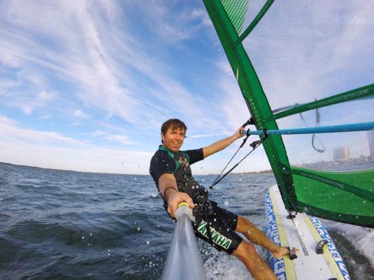 Windsurfing in Pensacola