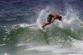 Surfer on Pensacola Beach