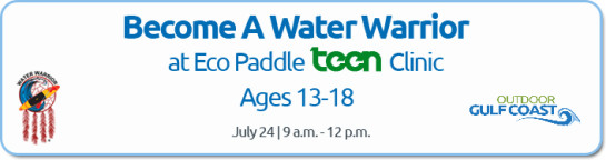 Paddleboard camp for teens